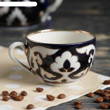 Чашка кофейная 90мл 9010 пахта в золоте