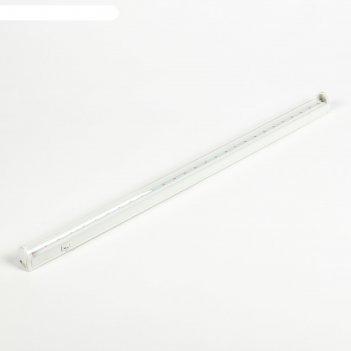 Светильник светодиодный asd спб-t8-фито, 8 вт, 230 в,  ip40, 595 мм для ро