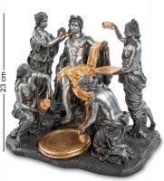 Ws- 22 статуэтка аполлон и нимфы