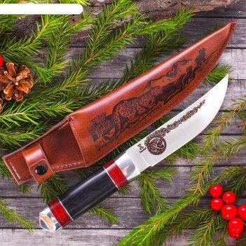Сувенирный нож барс