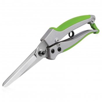 Ножницы садовые, 9.2 (23.5 см), удлинённые, пластиковые ручки