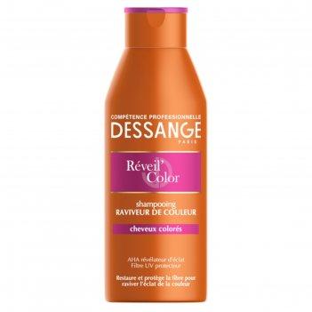 Шампунь для волос dessange «экстра блеск», 250 мл