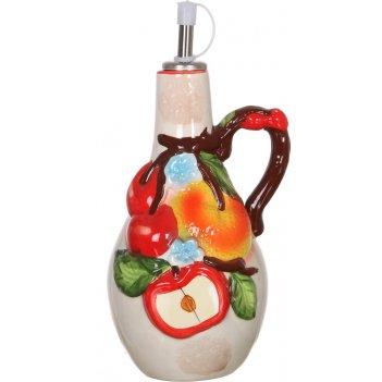 Бутылка для масла/уксуса 500 мл. высота=23 см. (кор=36шт.)