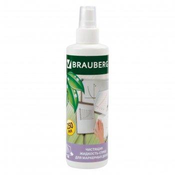 Чистящая жидкость-спрей для маркерных досок 250 мл