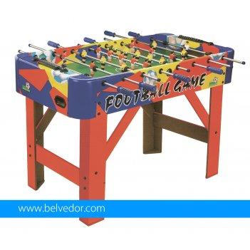 Игра настольный футбол 121x61х83.5 см