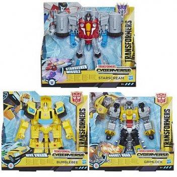 Transformers. кибервселенная трансформер 19 см