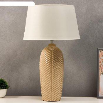 Лампа настольная 16037/1 e27 40вт молочный 30х30х58,5 см