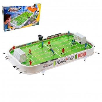 Настольный футбол «лига чемпионов»