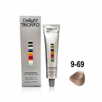 Крем-краска для окрашивания волос constant delight delight trionfo 9-69 бл