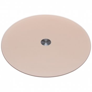 Тортовница вращающаяся диаметр=25 см. высота=2,5 см.