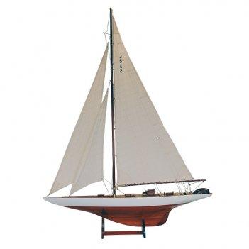 Модель яхты rainbow lux l 120 см h 180 см
