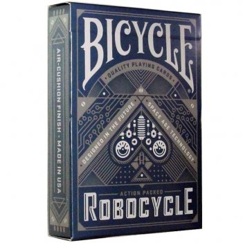 Карты для покера bicycle robocycle