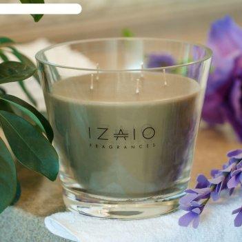 Свеча ароматическая soho фиговое дерево