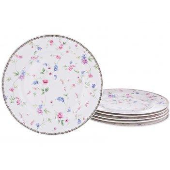 Набор подстановочных тарелок мускари из 6 шт. диаметр=25 см. (кор=4набор.)