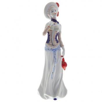 Фигурка декоративная девушка, h29см