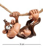 Rv-494 фигурка обезьяна все отлично! (w.stratford)