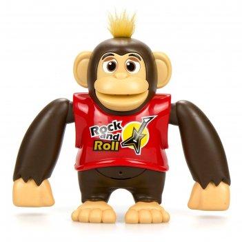 Робот-обезьянка «чимпи», красная