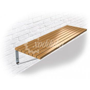 Скамейка «на стену» 2,5 м