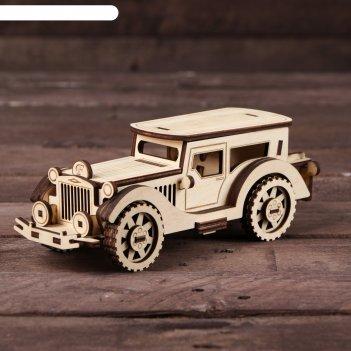 Cборная модель ретро автомобиль   сдм-48