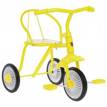 Велосипед трёхколёсный «тип-топ 312», колёса 8 и 6, цвет микс