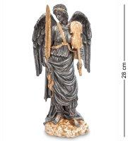 Ws-634 статуэтка ангел музыкант (эдвард берн-джонс)