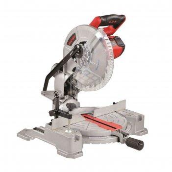 Пила торцовочная redverg rd-ms255-1400, 1800 вт, диск 250х30мм, 5000 об/ми