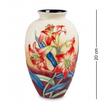 Jp-98/ 8 ваза лилия (pavone)