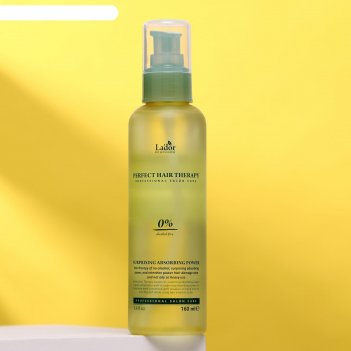 Сыворотка для интенсивного восстановления сухих и поврежденных волос lador