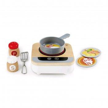 Игровой набор «плита со сковородой»