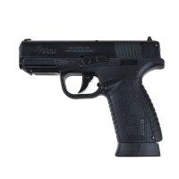 Пистолет пневматический bersa bp9cc (17301) blowback, калибр  4,5 мм
