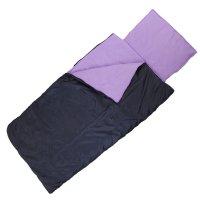 Спальный мешок престиж, 2-х слойный, увеличенный, с местом под подушку