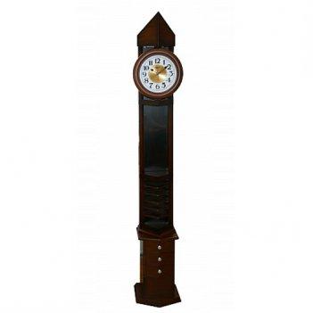 Интерьерные напольные часы sinix 006 es