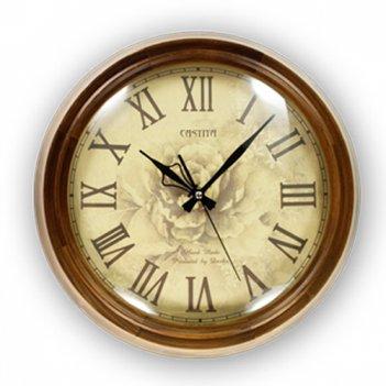 Часы настенные castita 109 в-35