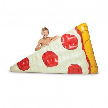 Матрас надувной bigmouth pizza slice