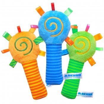 Игрушка-погремушка шумякиши маракас, цвета микс