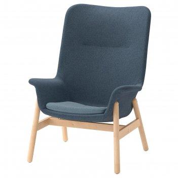 кресла со спинкой