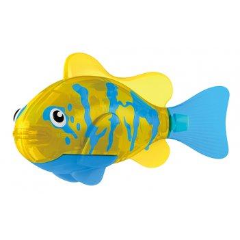 Тропическая роборыбка белогрудый хирург лицензия от robofish zuru