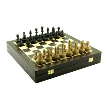 Шахматы woodgame, венге