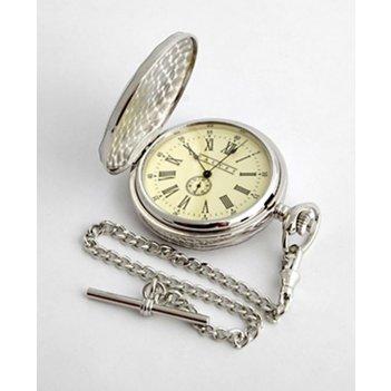 «часы охотника» карманные на цепочке