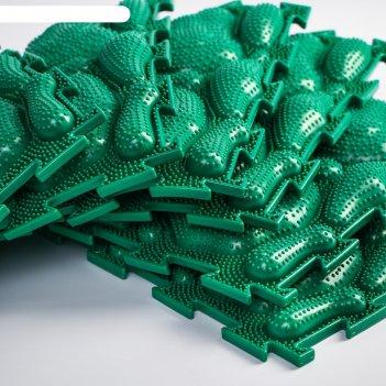 Модульный коврик орто набор мох