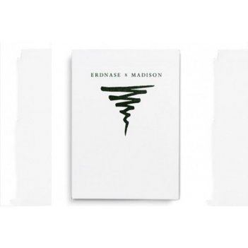 Карты ellusionist exm green (limited edition)