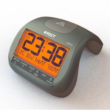 Часы будильник радиоконтролируемые snail 117