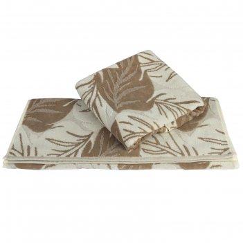 Полотенце autumn, размер 100 x 150 см, песочный