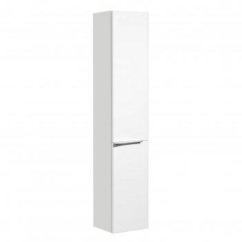 Шкаф-колонна aquaton «беверли», правая, белый