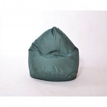 Кресло-мешок «юниор», диаметр 75 см, высота 150 см, цвет малахитовый