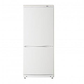 Холодильник атлант 4008-022, 244 л, класс а, перенавешиваемые двери, белый