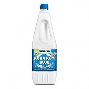Жидкость для биотуалета aqua kem blue (2л)
