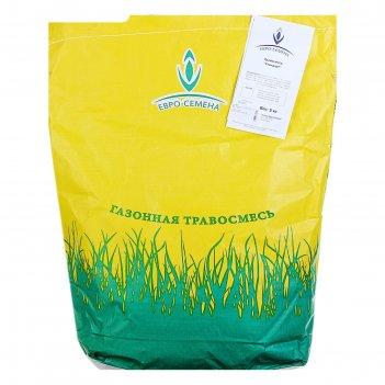 Семена газонная травосмесь стандарт эконом серия, 5 кг