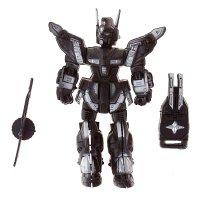 Робот защитник, световые эффекты, микс