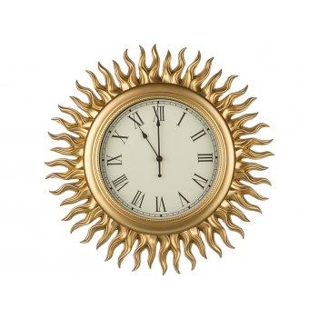 Часы настенные кварцевые swiss home 47,3*47,3*4,5 см. циферблат диаметр=24